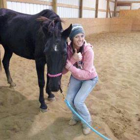 Mustang Mare Victim of Neglect Finds Her Forever Home